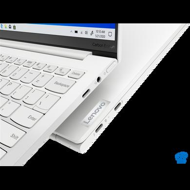"""Lenovo Yoga Slim 7i Carbon 13ITL5 i7-11th Gen 16GB 1TB SSD 13.3"""" Inch QHD Iris Xe Graphics Moon White (82EV003WIN)-1"""