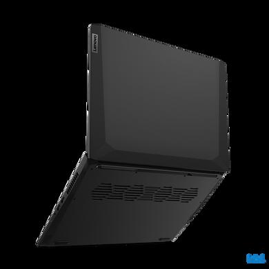 "Lenovo IdeaPad Gaming 3i 15IHU6 i5-11th gen 8GB 512SSD 15.6"" Inch GTX 1650 GFX Shadow Black (82K100MVIN)-82K100MVIN"