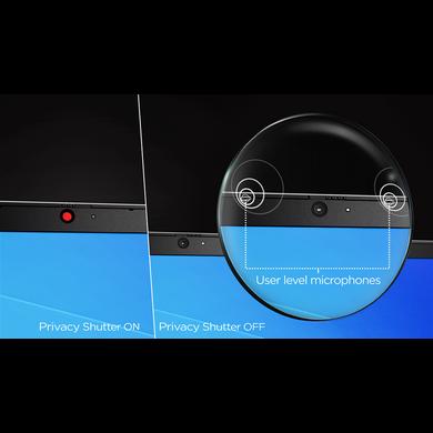 "Lenovo IdeaPad Slim3i 14ITL6 i3-11th Gen 8GB 512SSD 14.0"" Inch Win10 Arctic Grey (82H700FNIN)-5"