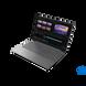 """Lenovo V15 IIL i3-10th Gen 4GB 1TB 15.6"""" Inch Win10 Iron Grey (82C500XQIH)-2-sm"""