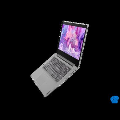 "Lenovo IdeaPad Slim3i 15IML05 i3-10th Gen 4GB 256SSD 15.6"" Inch Win10 Platinum Grey (81WB010XIN)-81WB010XIN"