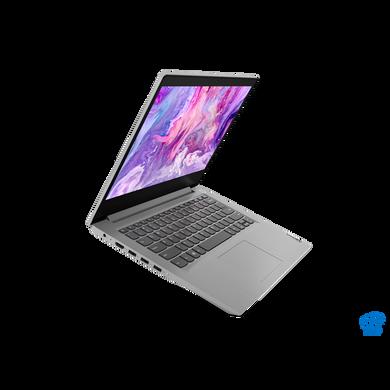 "Lenovo IdeaPad Slim3i 15IML05 i3-10th Gen 4GB 256SSD 15.6"" Inch Win10 Platinum Grey (81WB010XIN)-2"