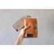 Camel Leather Gadget Pouch-1-sm