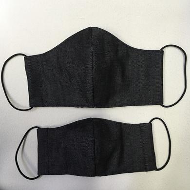 Denim Face Mask-Large-3