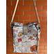 Grey Travel Lunch Bag with Nylon Strap-LBGREYTR-sm