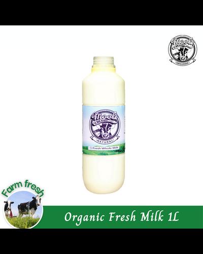 Fresh Milk 1 liter-MoolkFM