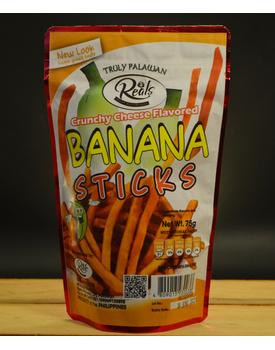 Banana Sticks Cheese Flavor