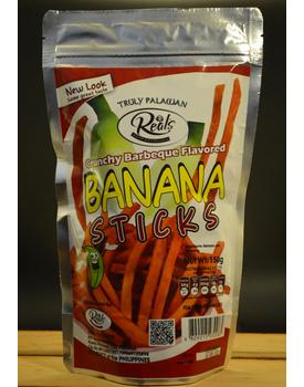 Banana Sticks Barbeque Flavor