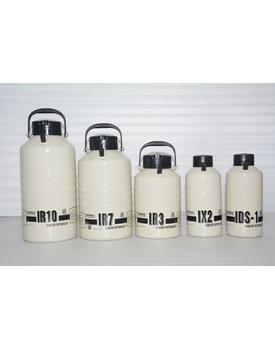 IDS1- Liquid Nitrogen Containers