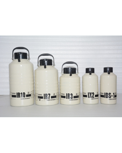 IR3- Liquid Nitrogen Containers-1