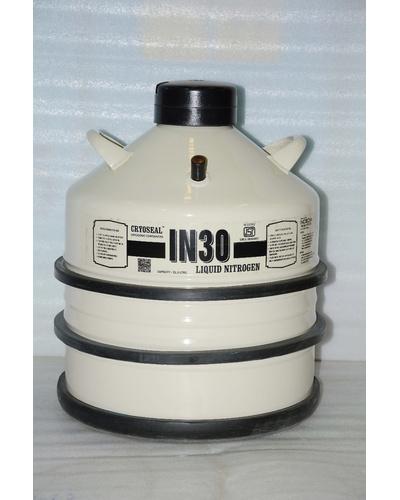 IN 30- Liquid Nitrogen Containers-IN30