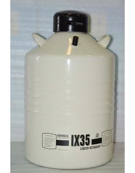 IX35- Liquid Nitrogen Containers