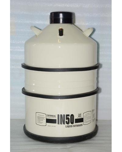 IN 50- Liquid Nitrogen Containers-IN50