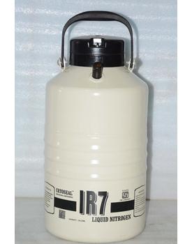 IR7- Liquid Nitrogen Containers
