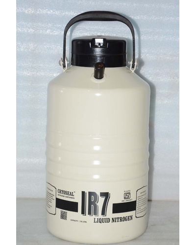 IR7- Liquid Nitrogen Containers-IR7
