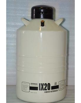 IX20- Liquid Nitrogen Containers