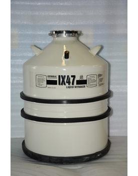 IX 47 - Liquid Nitrogen Containers