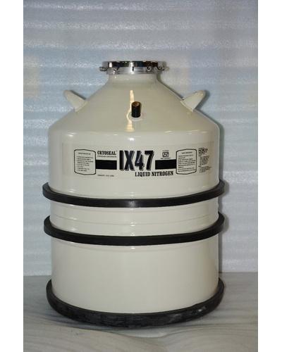 IX 47 - Liquid Nitrogen Containers-IX47