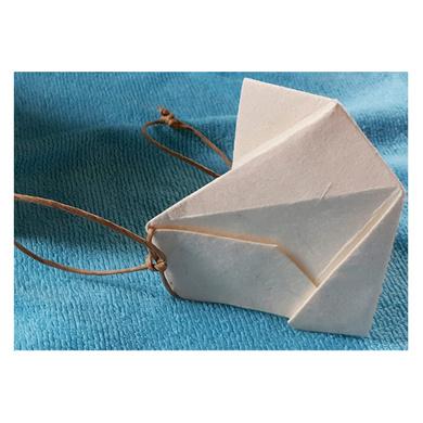 (Medium - 3 Pcs.) 100% Biodegradable Abaca Origami Face Mask-4