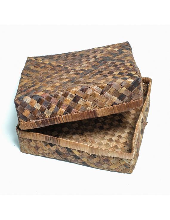 "Abaca Multipurpose Box (10"" x 10"" x 3"")-AMB1R"