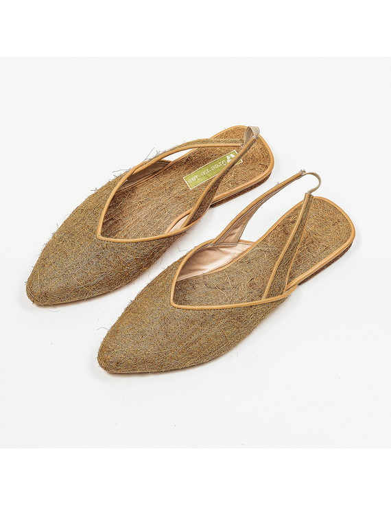 Coco Sling Back Shoes-CSB5R-7