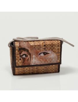Eco Sling Bag, Handpainted-ESB1H-sm