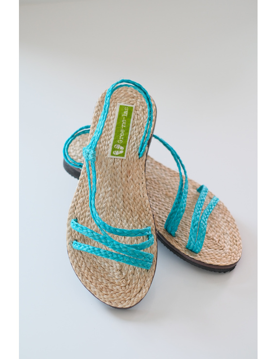 *SALE* Woven Abaca Sandals-WAS-2