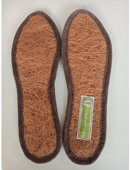 *SALE* Coco Insole with leather/canvas-CI-5-sm
