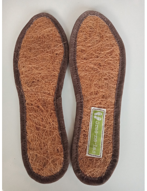 *SALE* Coco Insole with leather/canvas-CI-5