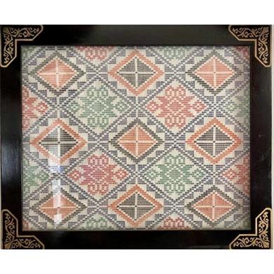 Yakan Cloth Wall decor-YD001