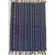 Yakan Cloth - Sinaluan Placemat (Blue)-PL003-sm