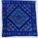 Yakan Throw Pillow Case (BLUE)-PC002-sm