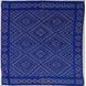 Yakan Wall Decor (Geometric design) - blue-SEP001-sm