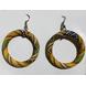 Yakan Earring (Yellow)-ER002-sm