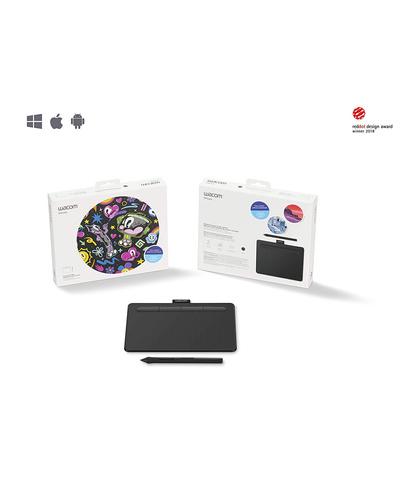 Wacom Intuos S Bluetooth Black-CTL-4100WL