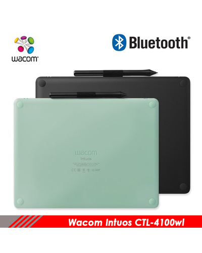 Wacom Intuos S Bluetooth Black-2
