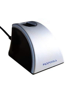 Mantra MFS 100 Fingerprint Scanner for Aadhar e-kyc