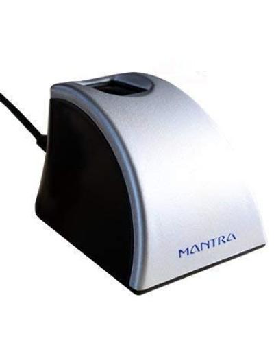 Mantra MFS 100 Fingerprint Scanner for Aadhar e-kyc-1