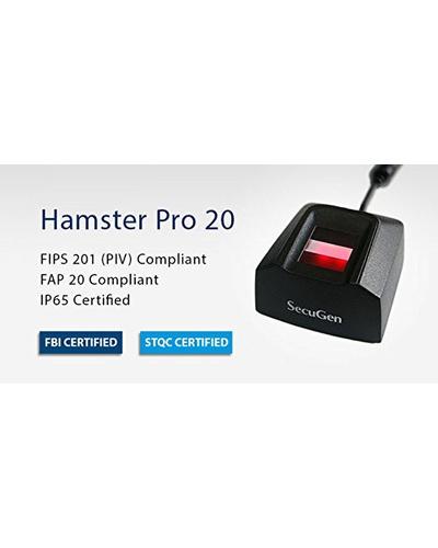 Secugen Hamster Pro20-2