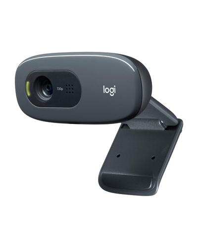 Logitech C270HD Web Camera-Logitech-C270HD-Web-Camera