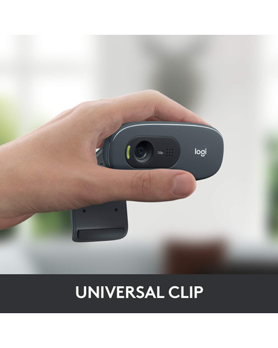 Logitech C270HD Web Camera-2