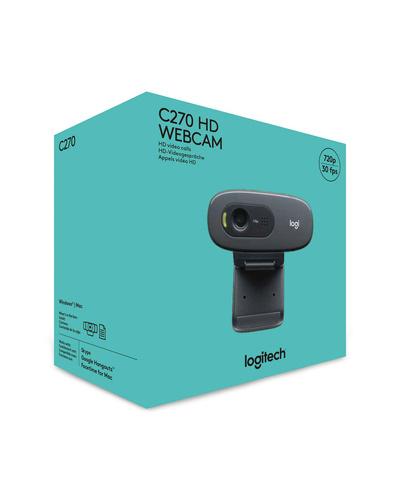 Logitech C270HD Web Camera-3