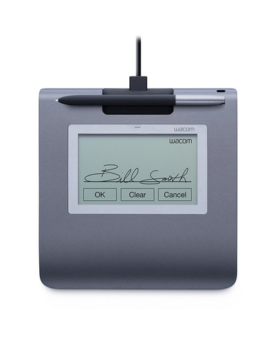 Wacom STU-430 Digital Signature Pad-STU-430