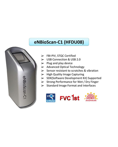 Nitgen EnBioscan C1-HFDU08