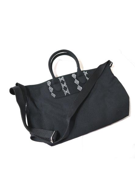 Black Cordillera Messenger Bag-BAG_blcormsngr