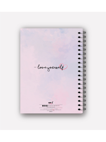 Love Yourself Notebook-1