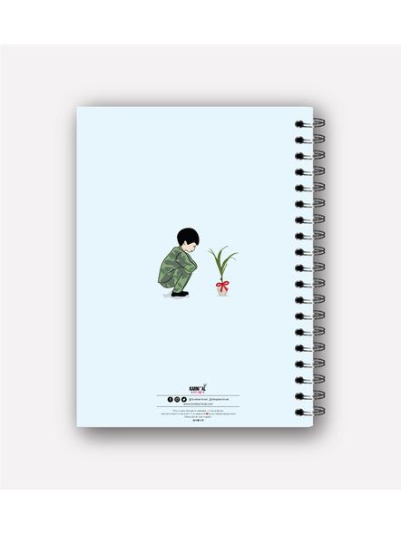 Crash Landing On You Notebook-1