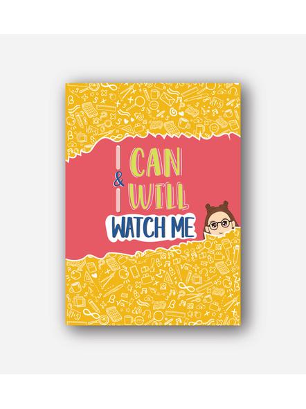 Watch Me Karnibelle Notebook-48