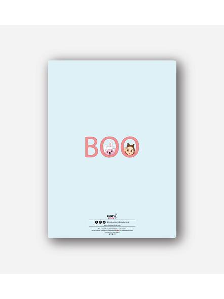 Pee-Ka-Boo Notebook-1