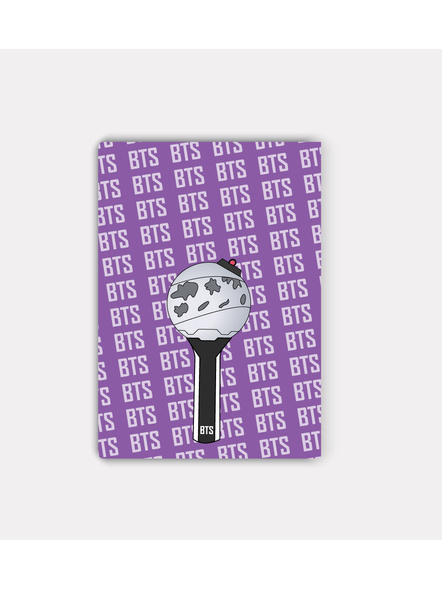 BTS Lightstick Jotbook-13